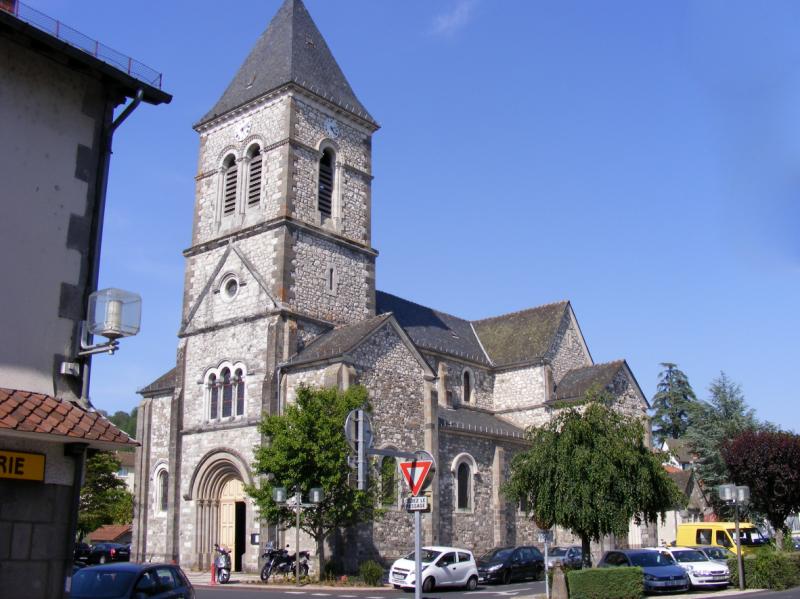 """Résultat de recherche d'images pour """"Arpajon-sur-Cère eglise"""""""